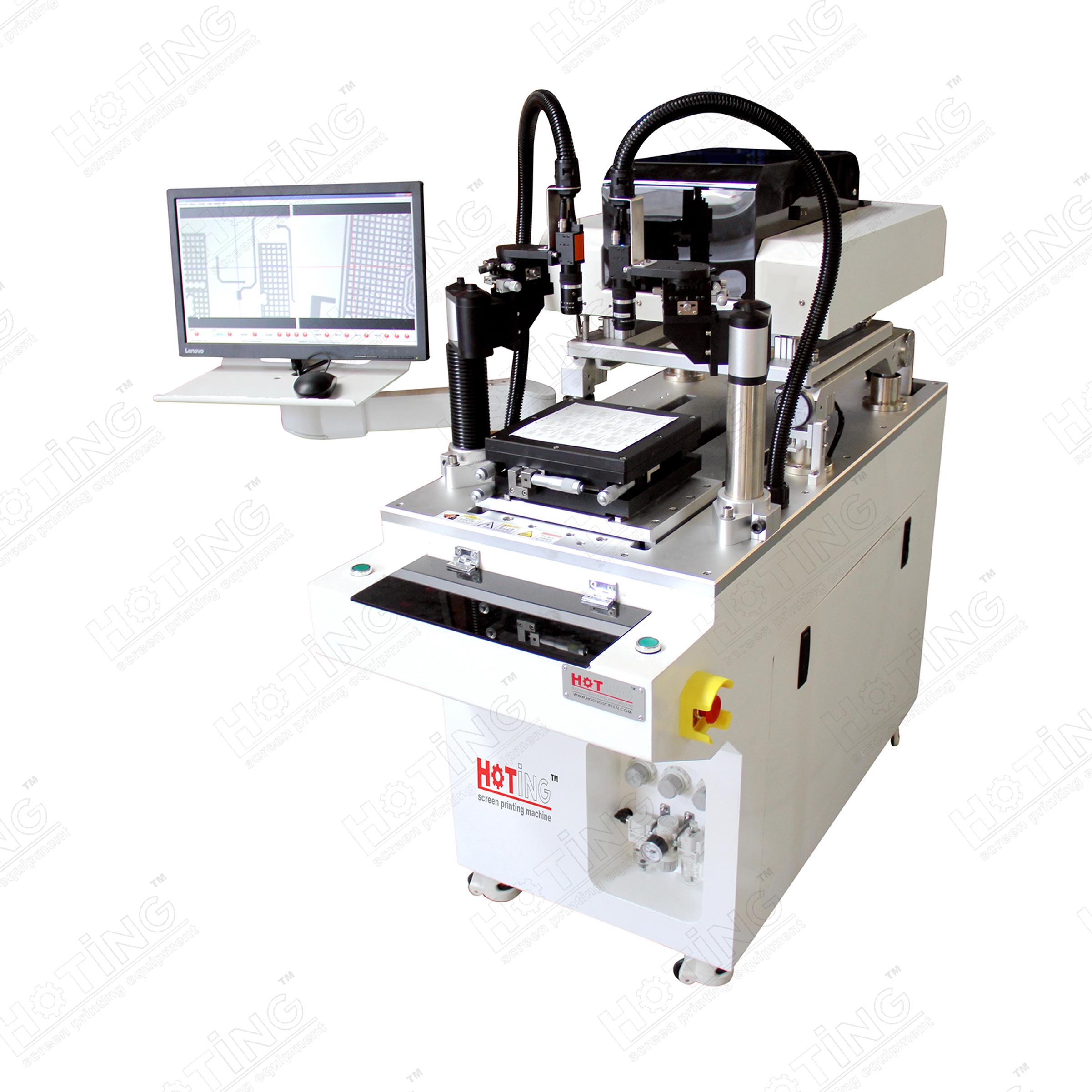 高精密小型厚膜印刷机(辅助对位)